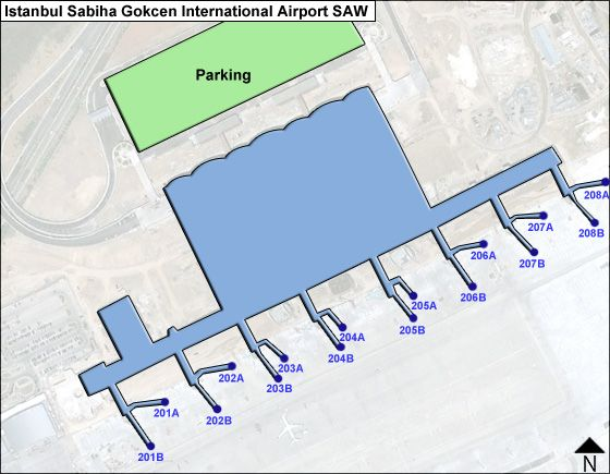 Istanbul-Sabiha-Gokcen-SAW-Terminal-map