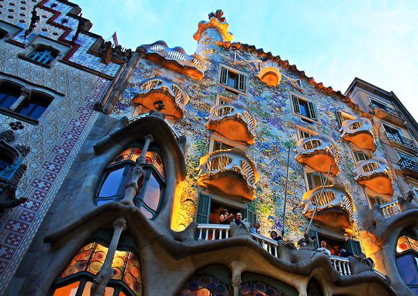 Gaudis_Barcelona