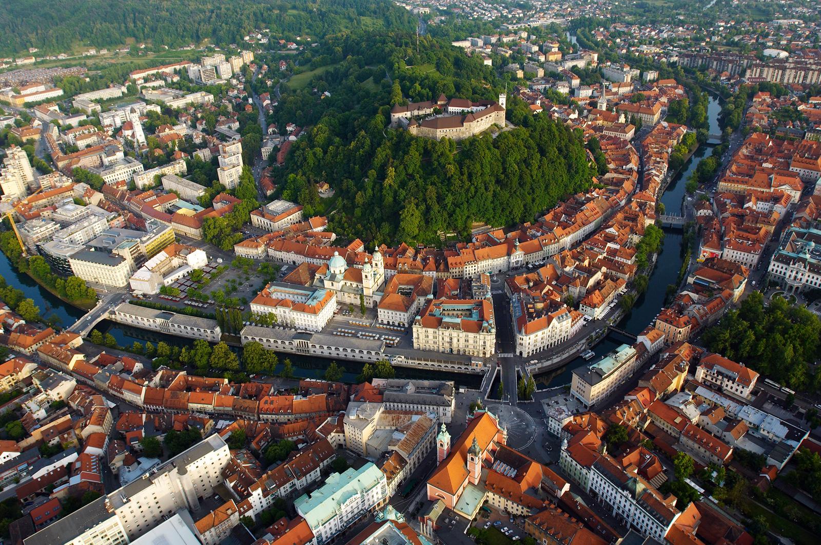 Slovenia-Ljubljana